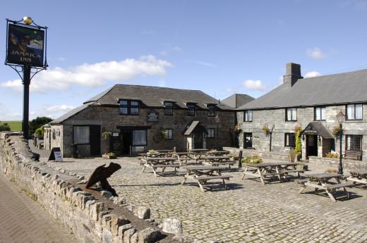 Jamaica Inn Bodmin Moor Cornwall