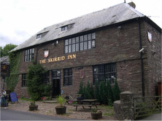 The Skirrid Inn Wales