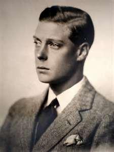 Prince Edward  of Wales