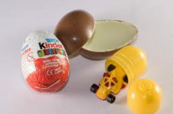 The Terror of an Easter Egg or Why Kinder Surprise is Banned in America.
