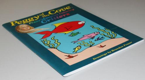 Image: Saddle Stitched Book