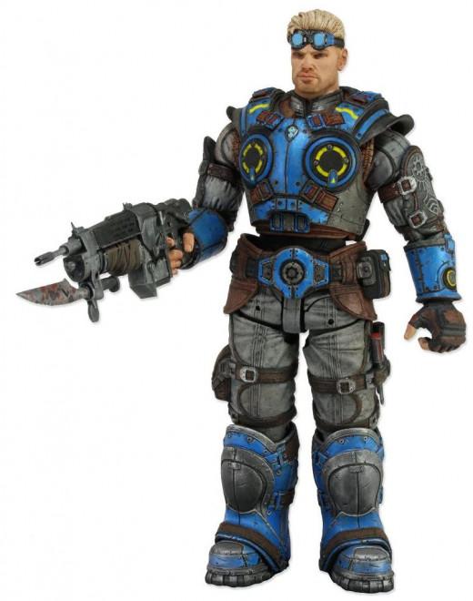 Lt. Baird figure (NECA)