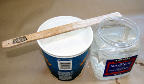 Image: Preparing the Mix