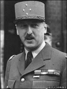 French General Pierre-Marie Koenig