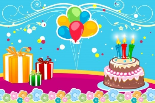 Make A Birthday Even More Fun By Getting Free Stuff and Freebies