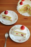 Japanese Christmas Cake Recipe