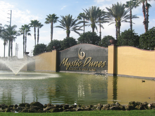 Mystic Dunes Resort & Golf Club - Orlando Florida
