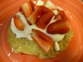 A High Fiber Oatmeal Pancake Recipe