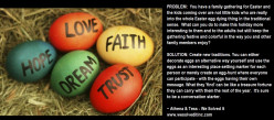 EASTER CELEBRATION SOLUTIONS
