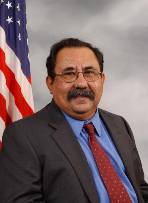 Progressive Caucus Co-Chair Rep Raul Grijalva