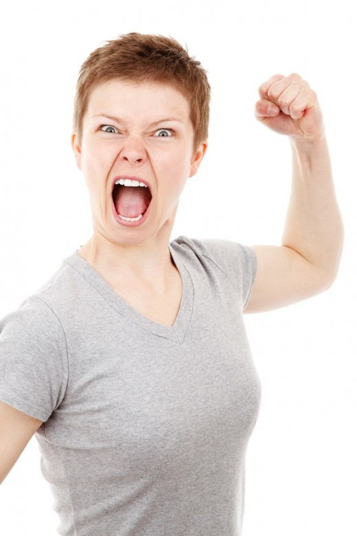 Anger can damage your health and relationships