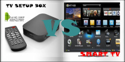 Transform Your LCD/LED TV's to Smart TV's with TV Set-Top Boxes