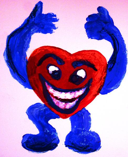 Image: Heart Full of Love