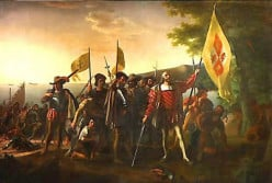 Historigraphic Tradition of Columbus and Montaigne