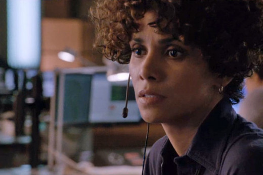 Halle Berry stars as Jordan, a 911 call operator who must deal with having made a fatal mistake in the movie The Call