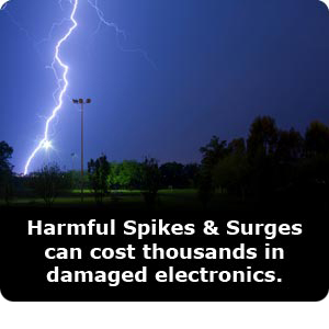 Electrical Spikes