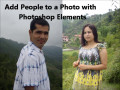 How to Add People to a Photo with Adobe Photoshop Elements
