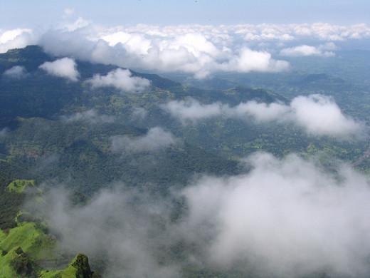 Jawali Valley in Mahabaleshwar