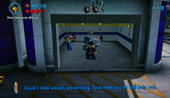 LEGO City Undercover walkthrough, Part Eleven: All in the Family