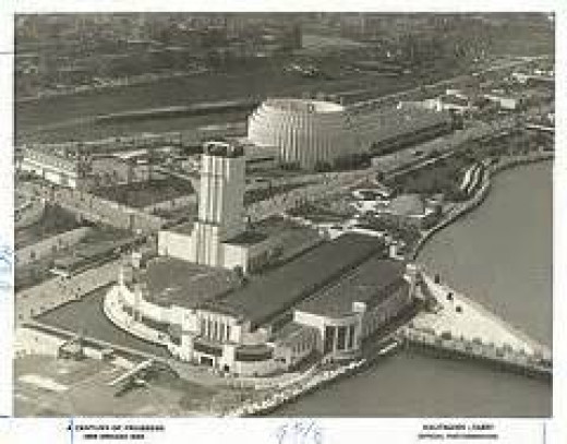 1933-1934 World's Fair, Century of Progress