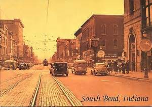 South Bend Business District