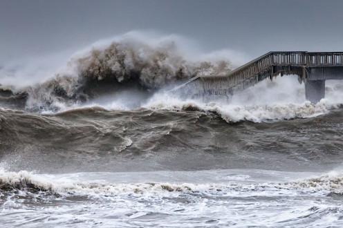 Violent Waves