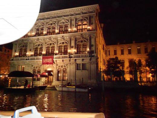 Venice via Vaporetto