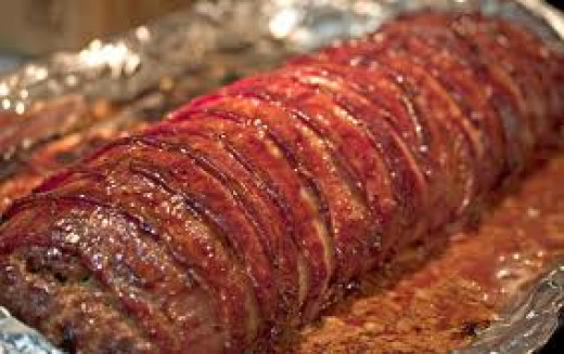 Don't you just love homemade meatloaf. I know I do and its so delicious.