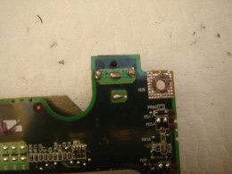 More solder than before.