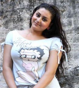 Cute Namitha