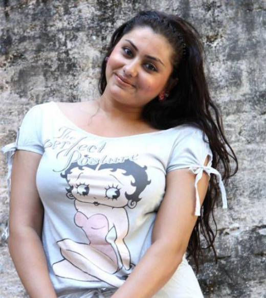 Cute Namitha