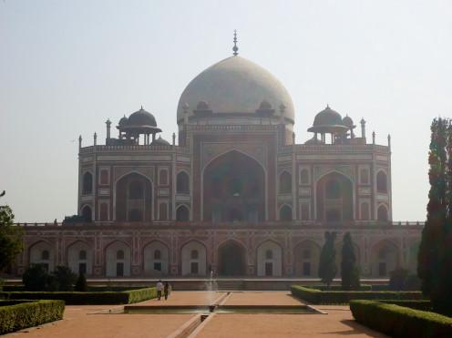 Cosas que hacer en Nueva Delhi: Tumba de Humayun en Delhi