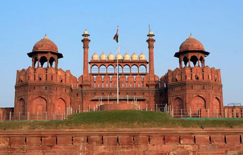 Cosas que hacer en Nueva Delhi: El Fuerte Rojo, Delhi