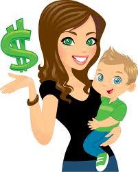 nanny babysitter summer camp or day care which is best hubpages rh hubpages com babysitting clip art free babysitting clip art free