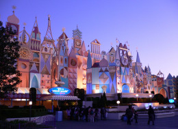 Tokyo Disneyland's It's a Small World