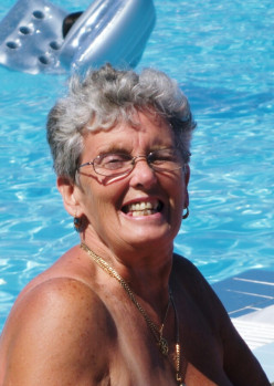 Dignity In Death. - My Tribute To Val. (A Very Dignified Lady In Life And In Death ).