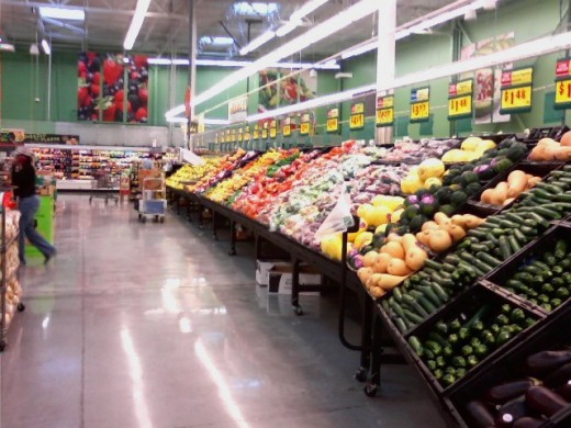 Even produce can save money when buying in bulk, provided you plan it right.