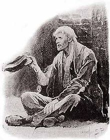 Beggar by Bjorne Bork