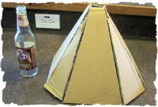 Cardboard method