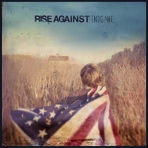 A scanned copy of my album, Endgame, by Rise Against.