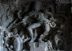 Ellora Caves - A UNESCO World Heritage Site