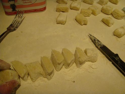 Home Made Gnocchi