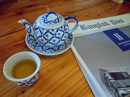 Teatime at Aum