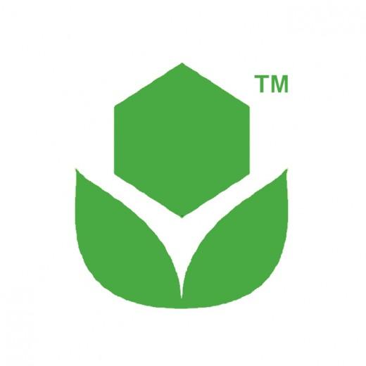 Pict.1. The symbol of biodegradable plastics.