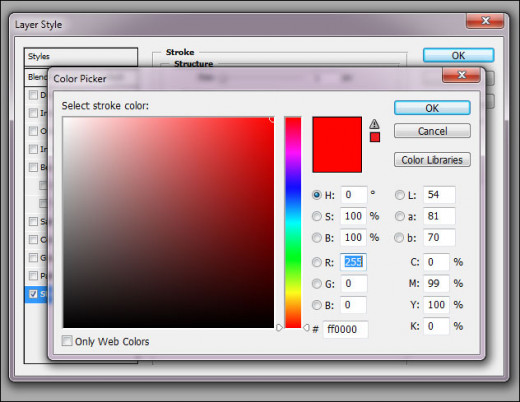 The Color Picker