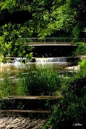 Lovers bridge.