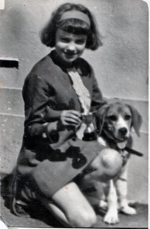 Myself and my Lassie.