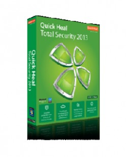 Quick Heal Total Security for your computer system