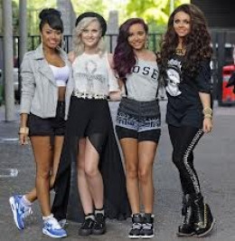 The X Factor group Little Mix