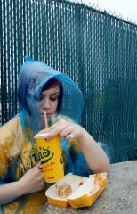 Don't rain on my picnic!